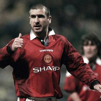 Old devil Cantona on what football is about