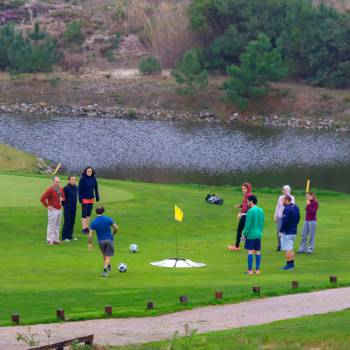 Footgolf helps Bimbo Portugal achieving its goals