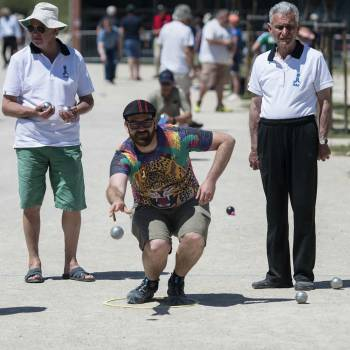 Portugal has everything it takes to play pétanque