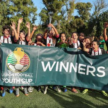 Lisbon Football Youth Cup – Day 1