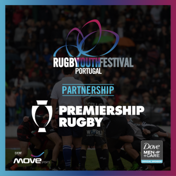 Premiership coaches lead workshops at Portugal Rugby Youth Festival