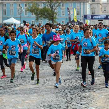 Running in the world's best tourism destination: Lisbon