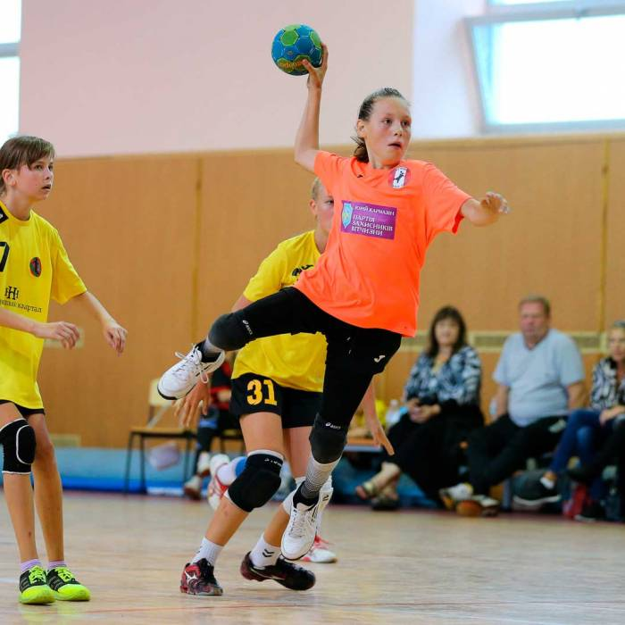 Move Sports tournament organisation expertise to expand to handball, basketball