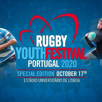 The Portugal Rugby Youth Festival 2020 Special Edition