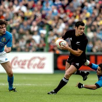 Daniel Carter: the famous number 10 comes to the end of his brilliant rugby career