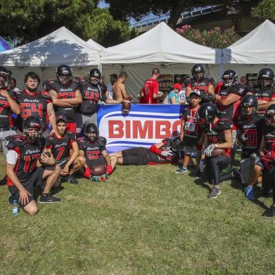 Global Energy Race Bimbo 2018