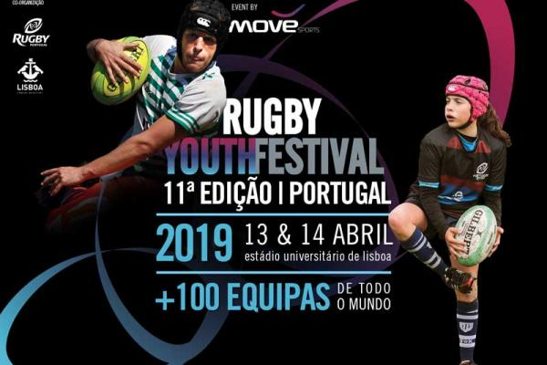 Portugal Rugby Youth Festival 2019